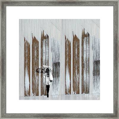 Framed Print featuring the photograph No Rain Forest by LemonArt Photography