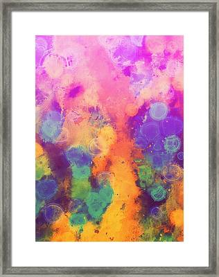 No Rain IIi Framed Print