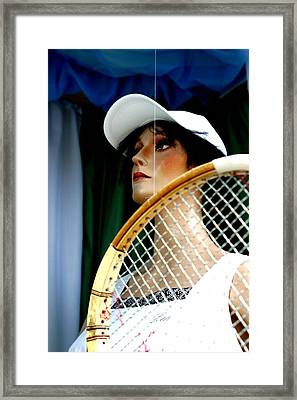 No Strings On Me Framed Print by Jez C Self