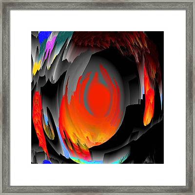 No Wars More Framed Print by Dr Loifer Vladimir