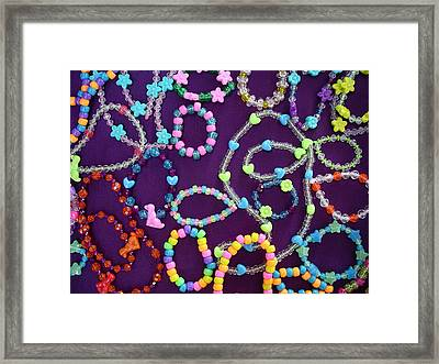 No Way Out Framed Print by Dennis Leatherman