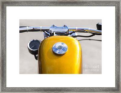 No Words Needed Framed Print