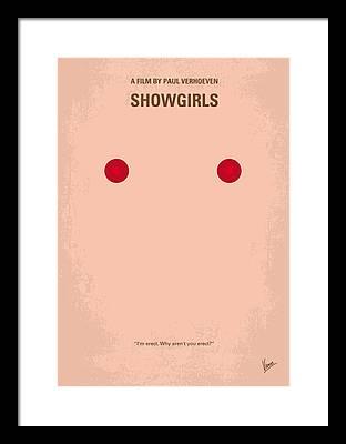 Showgirls Framed Prints