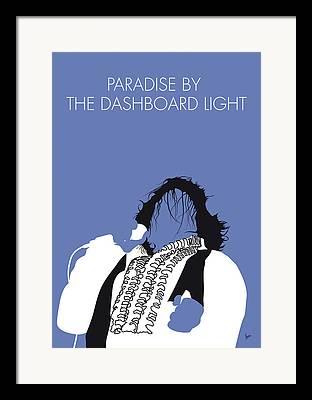 Dashboard Framed Prints