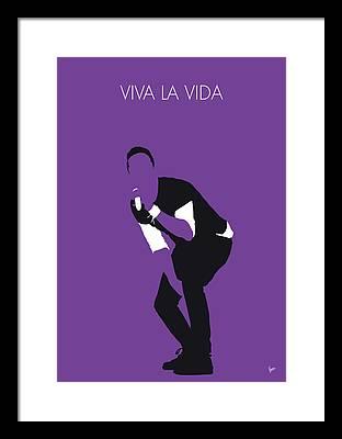 Coldplay Framed Prints