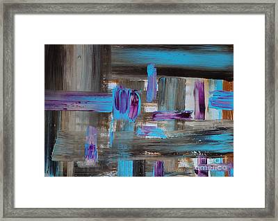 No.1245 Framed Print