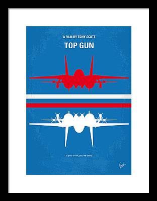 Tom Cruise Framed Prints