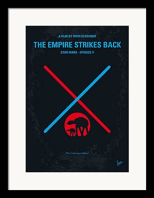 Skywalker Framed Prints