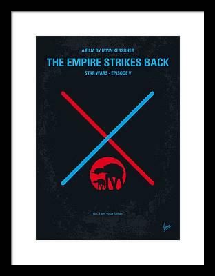 Han Solo Framed Prints