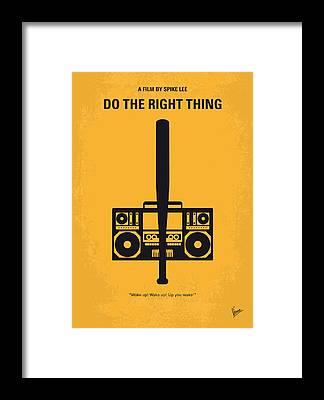 Rights Framed Prints