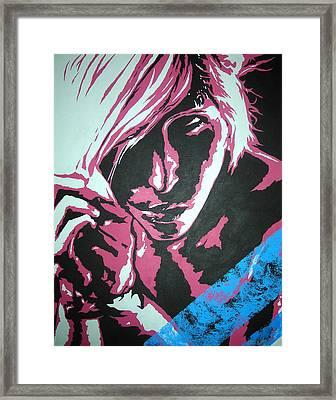 No.2 Framed Print by Matthew Fitzke