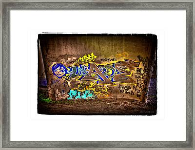 No.5 Framed Print by Jerry Golab