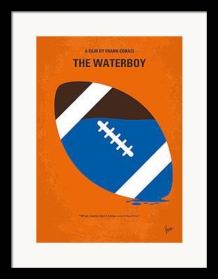 Football Artwork Framed Prints