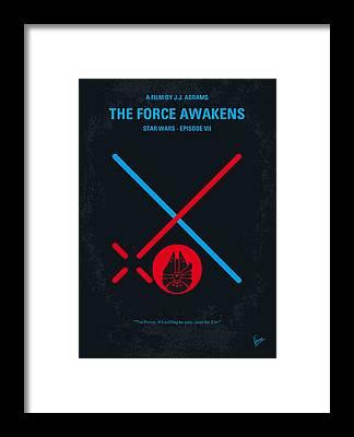 Awaken Framed Prints
