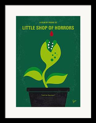 Plant Hollywood Framed Prints