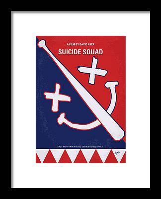 Suicide Framed Prints