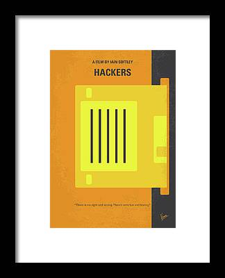 Virus Framed Prints