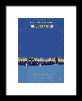 The Father Framed Prints