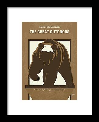 Great Outdoors Framed Prints