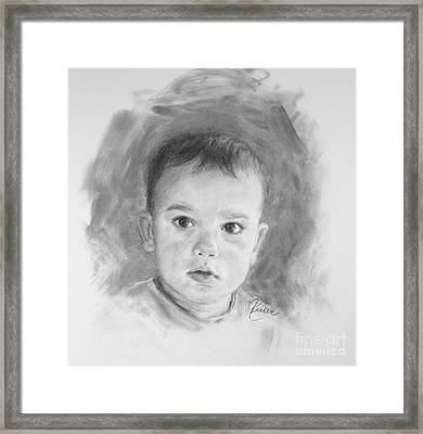 Noah Framed Print