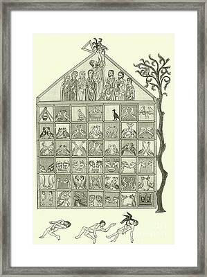 Noah's Ark Framed Print by French School