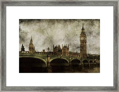 Noble Attributes Framed Print by Andrew Paranavitana