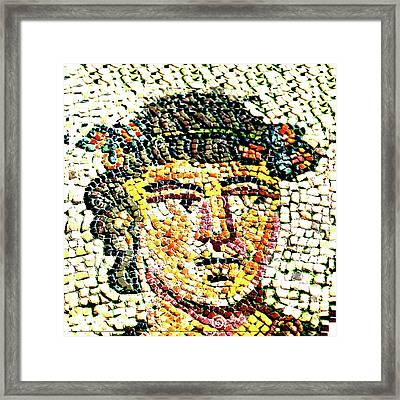 Nobleman Of Conimbriga Framed Print