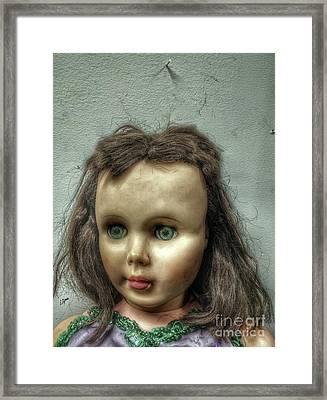 Nobody's Child  Framed Print