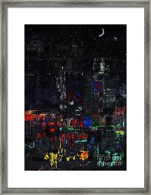 Nocturne 2 Framed Print