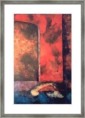Nocturne Framed Print by Erika Brown