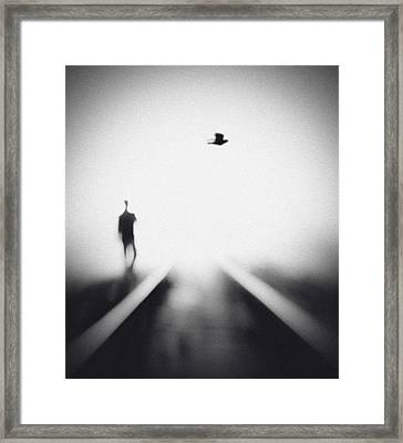Nocturne Framed Print by Hengki Lee