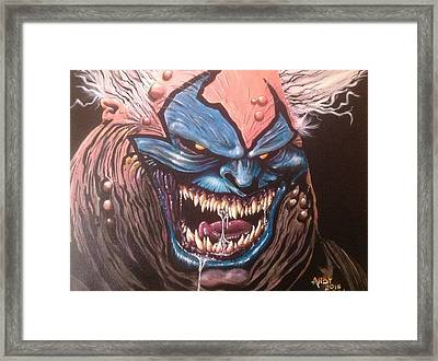 Noguez Framed Print by Andy