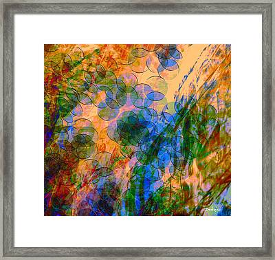 Noise No.2 Framed Print