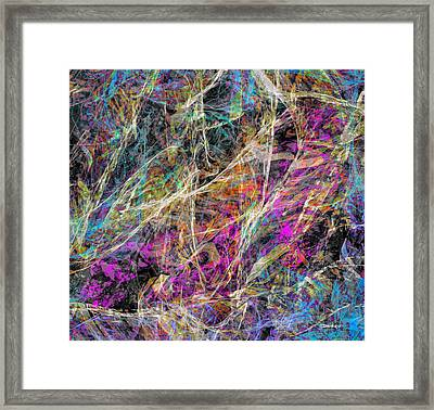 Noise No.3 Framed Print