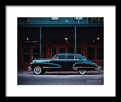 Automobile Framed Prints