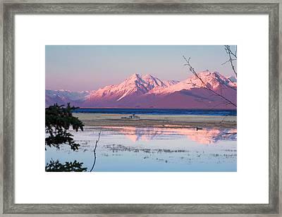 Nomad Framed Print