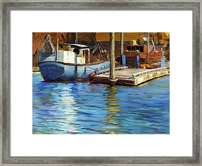 Nomad II Framed Print by Jeanne Young