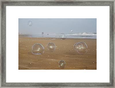 Nomads  Framed Print