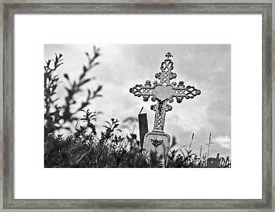 Framed Print featuring the photograph Nome by Laurie Stewart
