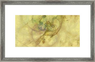 Noncircuitously Bald  Id 16102-074140-48000 Framed Print by S Lurk