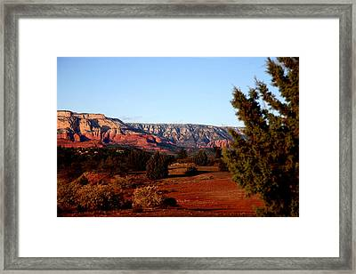 None Framed Print by Jennilyn Benedicto