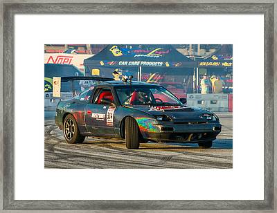Nopi Drift 2 Framed Print