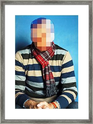 Nor That Framed Print by Prakash Ghai