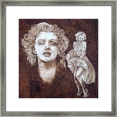 Norma Jean Framed Print by Dan LaTour
