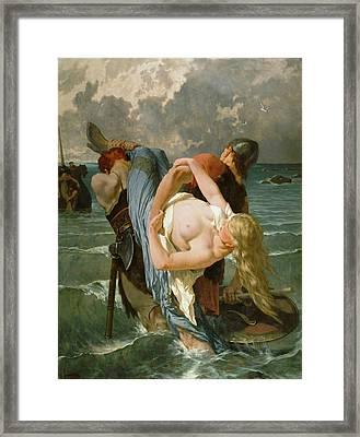 Norman Pirates Framed Print