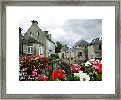 Normandy Arrival Framed Print by Joan  Minchak