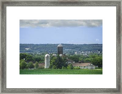 Norristown Farm Park Framed Print