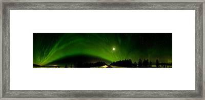 Norrsken 2 Framed Print