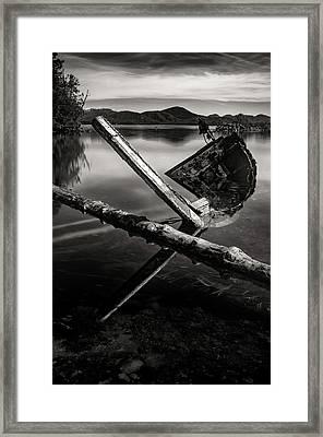 Norse Dreams Framed Print