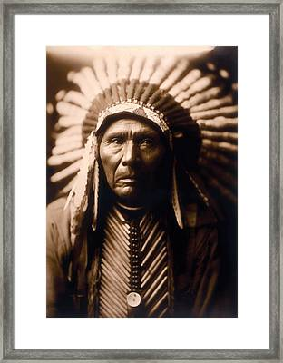 North American Indian Series 2 Framed Print